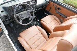 Volkswagen VW Golf mk1 cabriolet