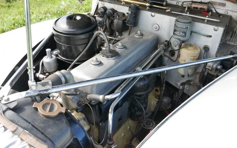 Daimler DB18 special sport barker
