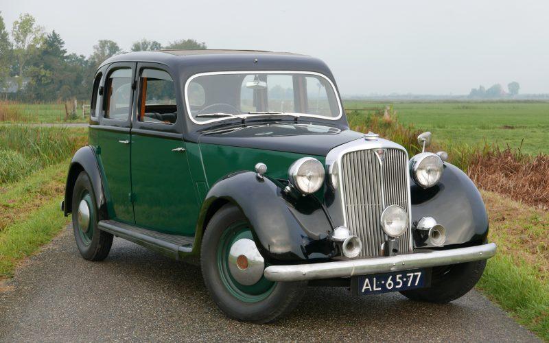 1948 ローバー 75 P3