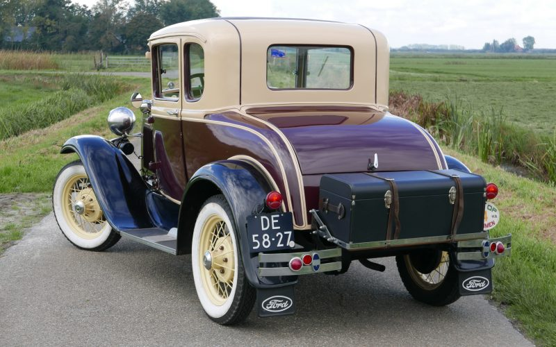 Ford Model A Coupé