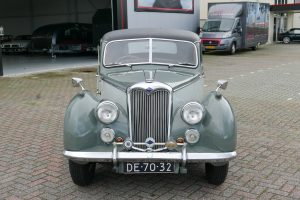 Riley RME 1½ Litre Saloon