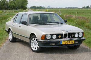 BMW 732i E23