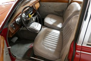 Jaguar MK2 3.4 Automaat