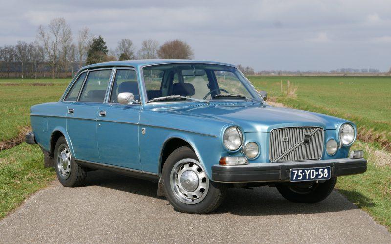 1975 ボルボ 164 TE