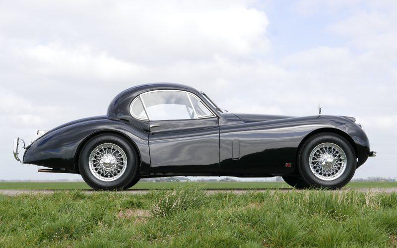 Jaguar XK120 FHC