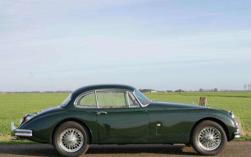 9 Jaguar XK150