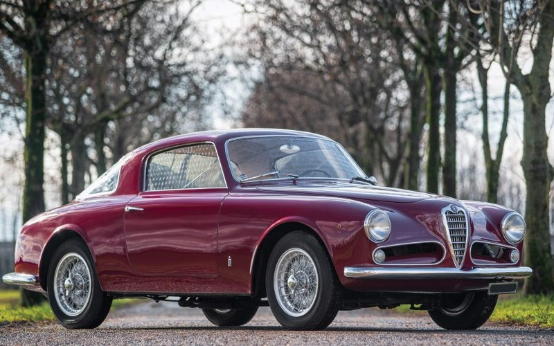 Alfa Romeo 1900C Sprint Coupé 1953