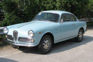 Alfa Romeo Giulietta Coupé Sprint