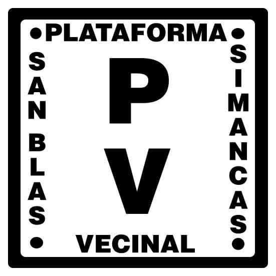 Plataforma vecinal San Blas Simanca