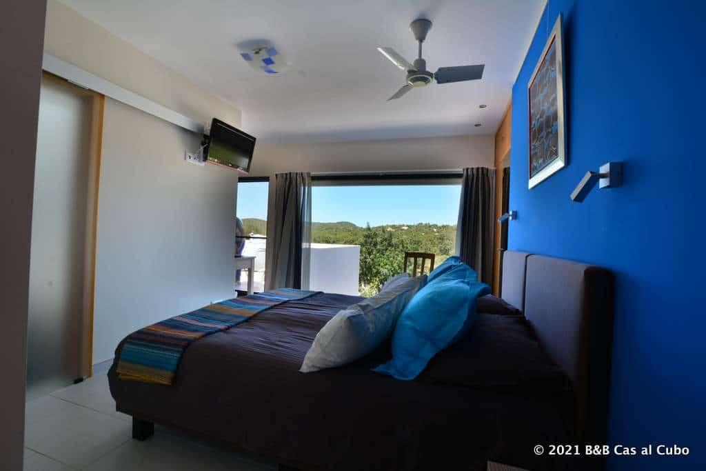 Guest room Azulejos - bed and breakfast Algarve Cas al Cubo Tavira
