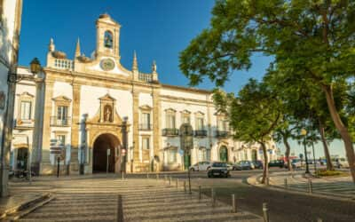 Cities in the Algarve