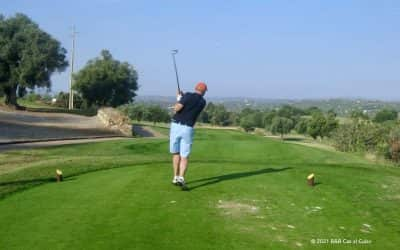 Golf courses in the Algarve