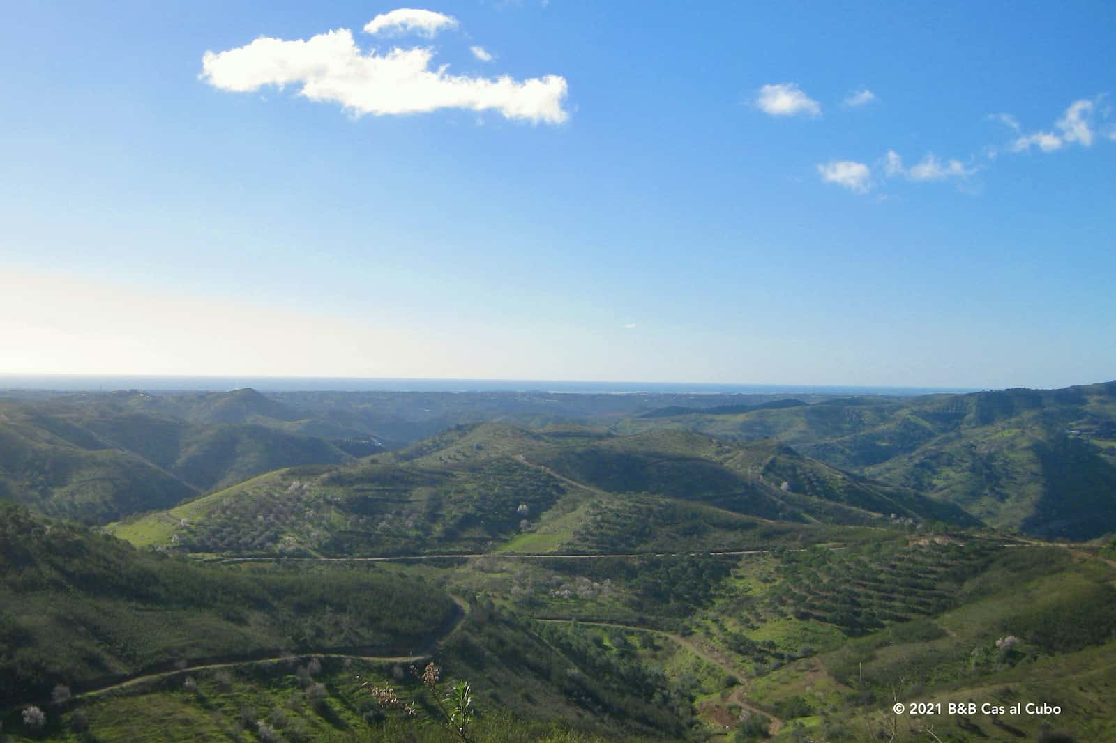 Algarve Nature Walks - Serra do Alcaria de Come GPS routes