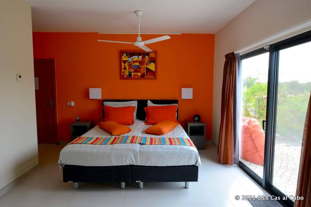 Kamer Laranja bed and breakfast Algarve Cas al Cubo
