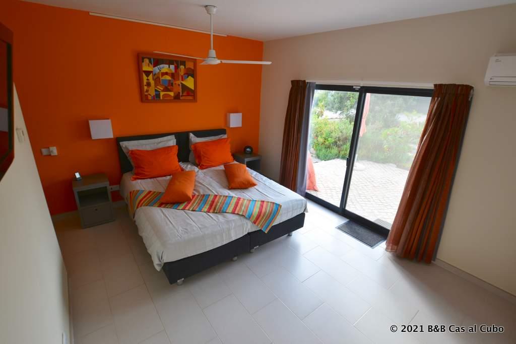 Laranja suite Bed en Breakfast Algarve - Cas al Cubo Tavira