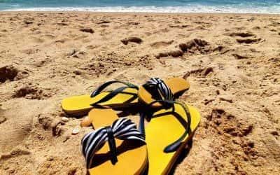 Stranden in de Algarve