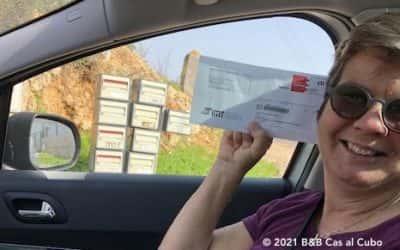 Een Portugees rijbewijs
