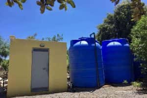 Water in de Algarve bij bed en breakfast Algarve