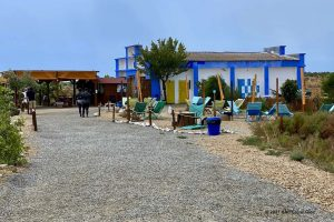 Kuuroord zoutpannen Oost-Algarve Aguamae