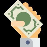 geld lenen icoon