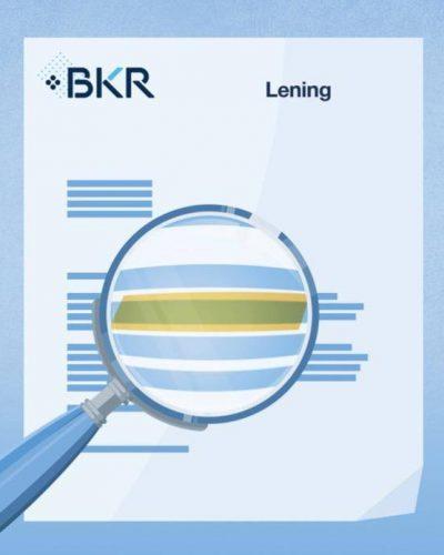 BKR-registratie