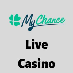 Mychance Live casino