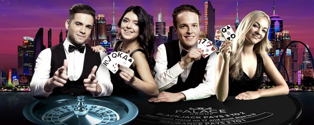 Jackpot City Casino Live Casino