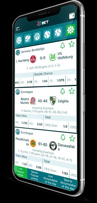 22Bet India App