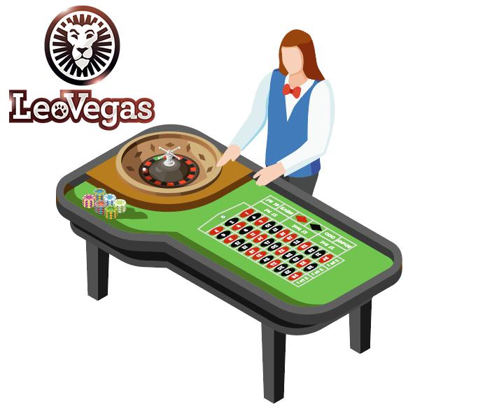 LeoVegas Roulette