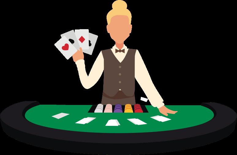 Baccarat Dealer