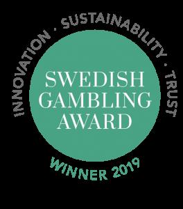 Vinnarna i Swedish Gambling Award