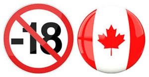 Âge minimum légal au Canada