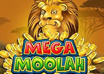 Machine à sous Mega Moolah jackpot