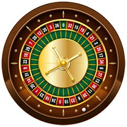 La roulette de casino