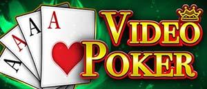 Vidéo poker au casino