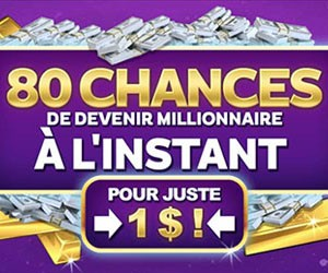 Zodiac Casino 80 tours gratuits