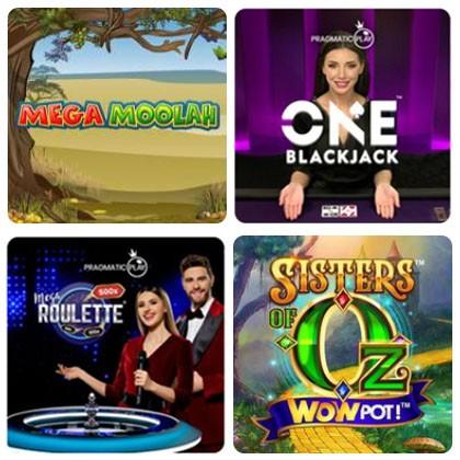 Jeux des casinos Rootz