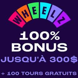 Wheelz Casino au Canada