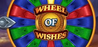Wheel of Wishes WowPot jackpot bonus