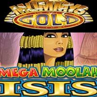 Mega Moolah Isis série 2009