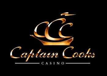 Captain Cooks logo du casino