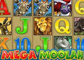 100 tours au Mega Moolah