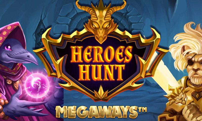Heroes Hunt Megaways Slot Review