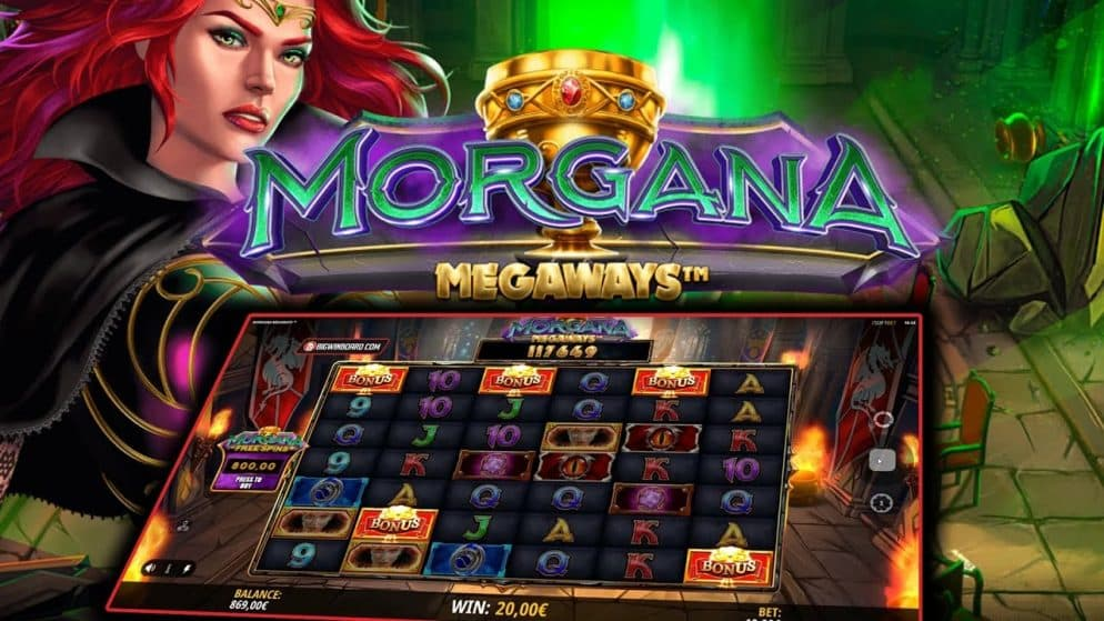Morgana Megaways Slot Review