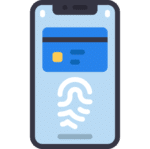 bild på en banköverföring