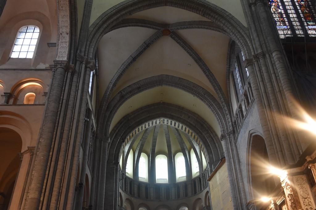 coeur de la cathedrale