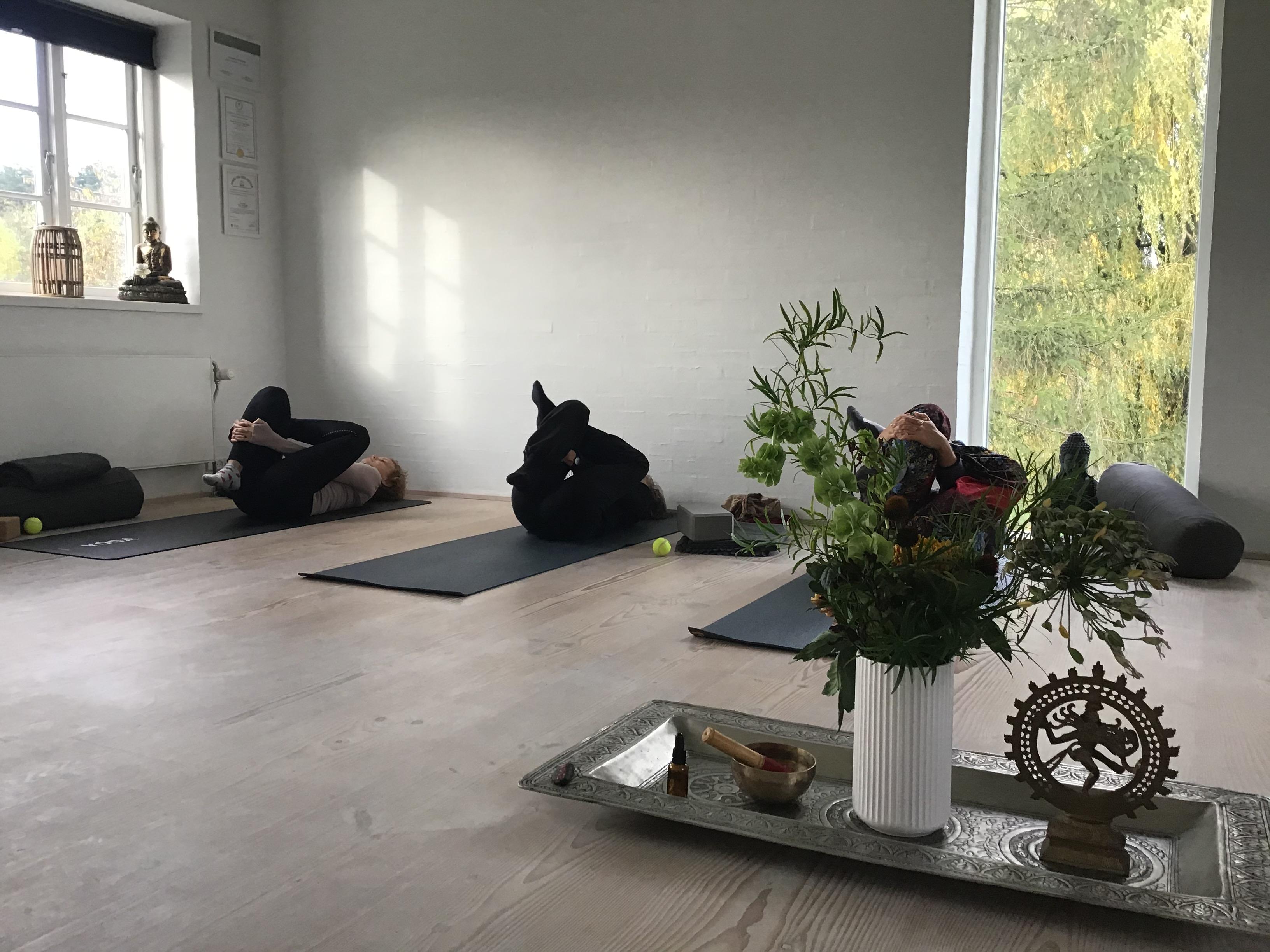 Yoga undervisning Karlslunde