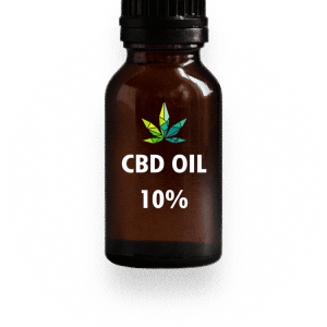 Full Spectrum CBD Oil 10% ten percent