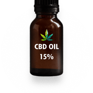 Cbd oil 15 percent wholesale europe 15% CBD olej 1 l