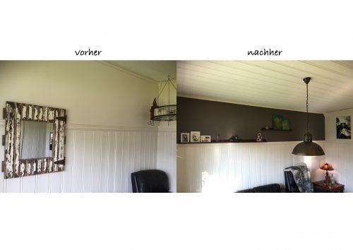 Etwas grau fürs Wohnzimmer